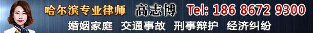 哈尔滨高志博律师